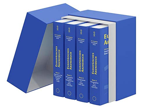 Europäisches Arzneibuch 10. Ausgabe, Grundwerk 2020: Amtliche deutsche Ausgabe (Ph. Eur. 10.0)