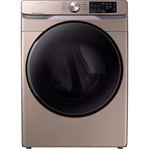 Samsung Champagne Gas Steam Dryer
