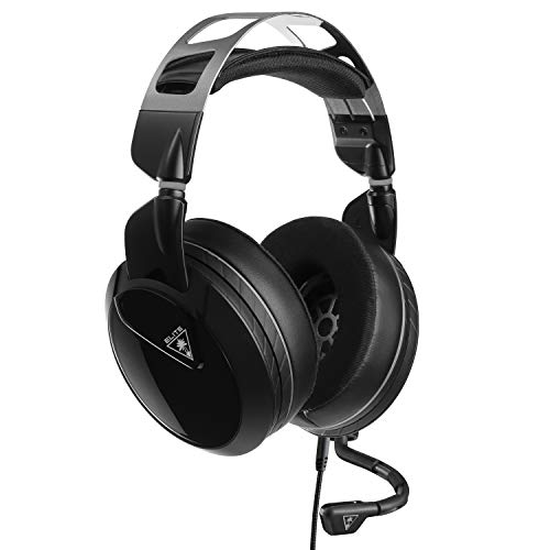 Turtle Beach Elite Atlas Cuffie da Gaming per Prestazioni da Professionisti per PC, PS4, Nintendo Switch e Xbox One