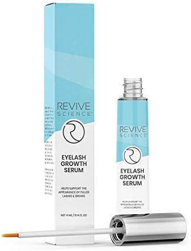 Revive Science Eyelash Growth Serum Eyebrow Enhancer Lash Boost Serum with Biotin Vitamin E product image
