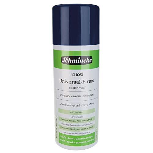 400 ml Universal-Firnis für Öl und Acryl seidenmatt Schmincke 50592
