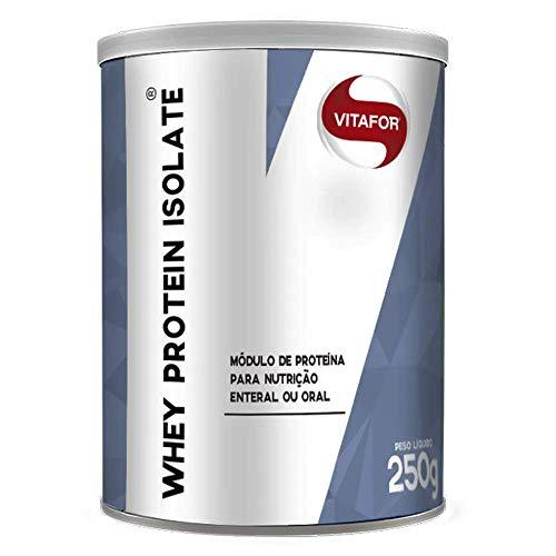 Whey Protein Isolate 250G, Vitafor