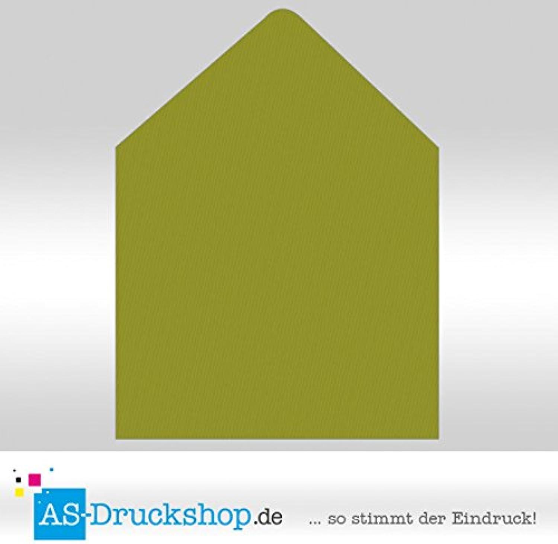 Briefumschlag KuGrün - Bamboo Quadrat Quadrat Quadrat - 160 x 160 mm   100 Stück B0794XBT2R   Zürich  4f659b