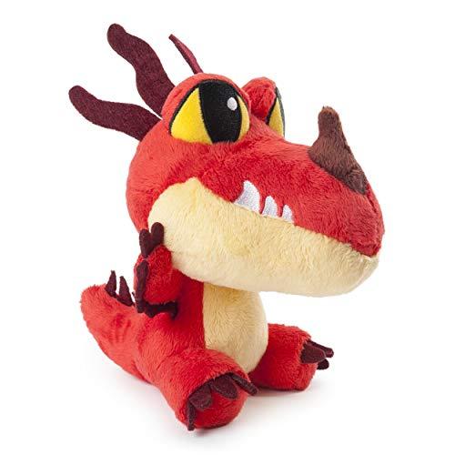 Dragons DreamWorks Plüschtier Hookfang / Hakenzahn, 15cm