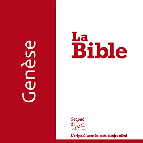 Genèse - version Segond 21  audiobook cover art