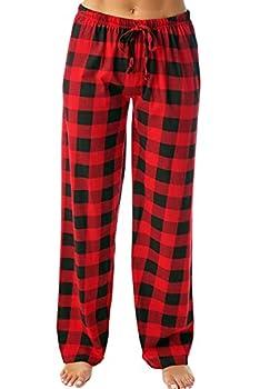 Just Love Women Pajama Pants Sleepwear 6324-10195-RED-M