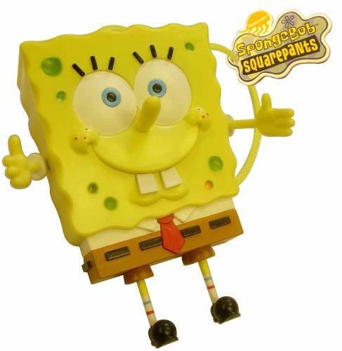 SpongeBob SquarePants Shower Radio & Clock