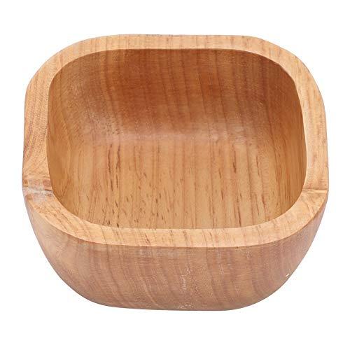 Cuenco de madera - Tazón de fuente de ensalada de sopa de arroz para el hogar Utensilios Contenedor de comida Vajilla Accesorio de cocina