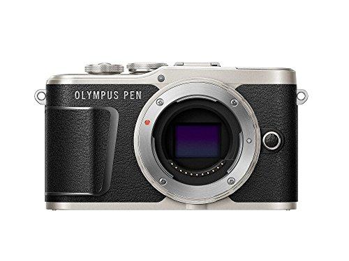 Olympus Pen E-PL9 cámara de Sistema Micro Cuatro Tercios, 16 megapíxeles, estabilizador de Imagen, Visor electrónico, vídeo 4K, Negro