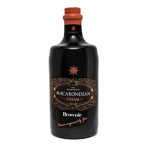Macaronesian Brownie Cream 70 cl 15,9% Vol