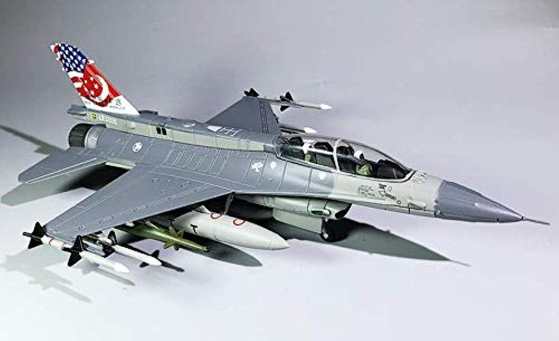 Singapore F16D 1 72 diecast Plane Model Aircraft