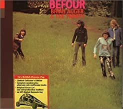 Befour (French Cover Art) By Brian Auger & Trinity (2000-01-17)