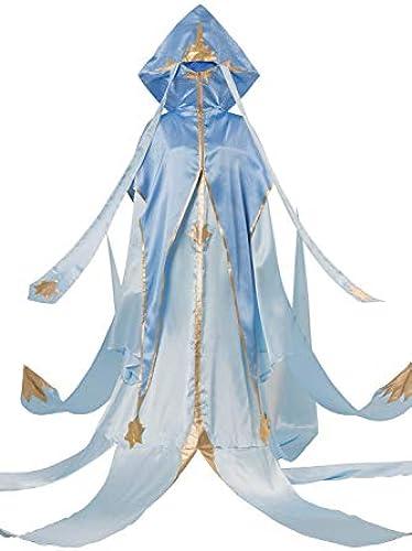 Cardcaptor Sakura CCS Clear Card Arc Shinomoto Akiho D Magician Clan Kleid Cosplay Kostüm Ma fertigung