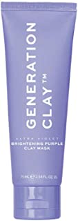 Best generation clay brightening purple clay mask Reviews