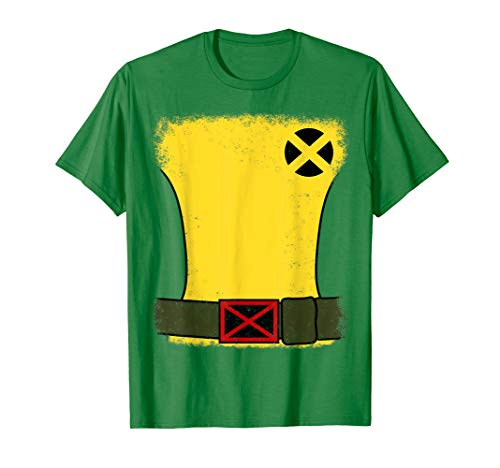 Marvel X-Men Rogue Halloween Costume T-Shirt