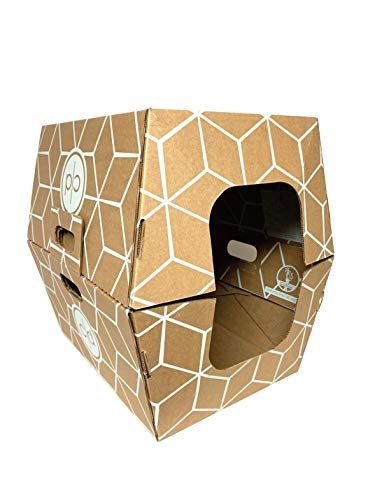 Cats Desire Biodegradable & Disposable Litter Box
