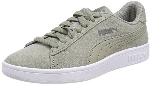 PUMA Unisex-Erwachsene Smash V2 Sneaker, Grau (Rock Ridge), 43 EU