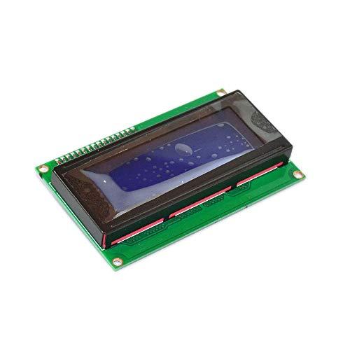 LKK-KK IIC/ I2C 2004 LCD module/blue screen/provide library file for
