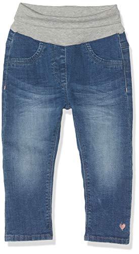s.Oliver Junior Baby-Mädchen 56.899.71.0746 Jeans, Blau (Blue Denim Stretch 55z7), (Herstellergröße: 86/REG)