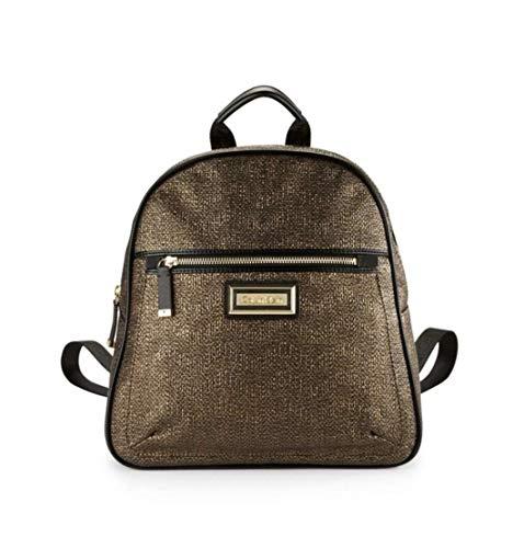 Calvin Klein Textured Backpack - Brown