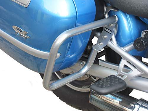 Rückseite Sturzbügel/Schutzbügel HEED für Motorrad R 1200 CL (02-06) - Silber