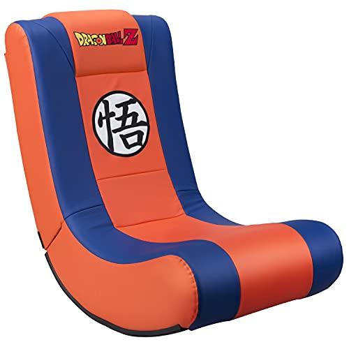 Subsonic - DBZ Dragon Ball Z - Silla De Juego Gaming Rock'n'Seat - Asiento Gamer para Adultos con Licencia Oficial (Playstation 5)