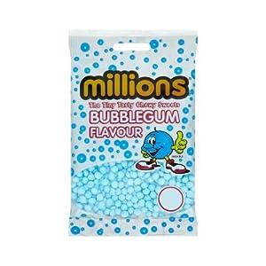 millions bubblegum flavour (100g x 12) Millions Bubblegum Flavour (100g x 12) 41NHON9MxcL
