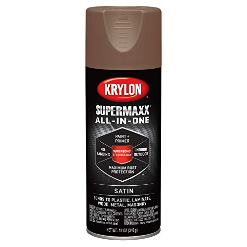 Krylon Diversified Brands K08970000 12OZ Black...