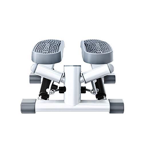 DODOBD Stepper Cardio Fitness, para El Hogar Máquina De Escalada De Instalación Gratuita Máquina Multifuncional De Cintura Delgada Máquina De Pedal Stovepipe