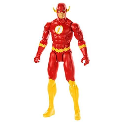 JUSTICE LEAGUE- Flash Personaggio Articolato 30 cm, GDT51