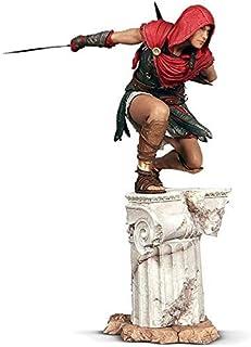 Verkligt och roligt Toy Statue Assassin's Creed Odyssey - Master Assassin Kassandra Atcion Figure Figurinsamling från spel...