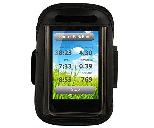 Eclipse Universal MP3 Smartphone Armband Model ECL-ARM-2.8