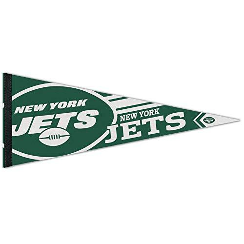 NFL 14522115 New York Jets Premium Wimpel, 30,5 x 76,2 cm