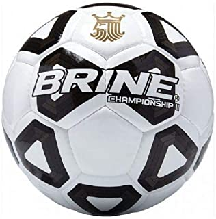 Brine Championship 2.0 Soccer Ball Football Size 5 - New and Improved