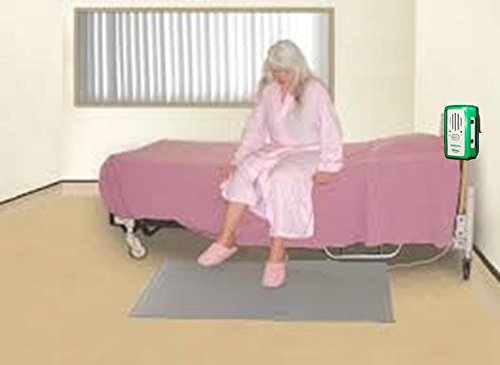 Smart Caregiver - Floor Mat Alarm System for Preventing Falls & Wandering