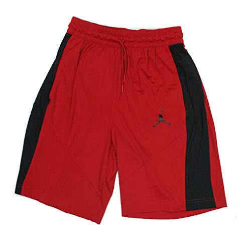 Nike Jordan Jumpman Basketball Shorts Gym red/Black (XL)