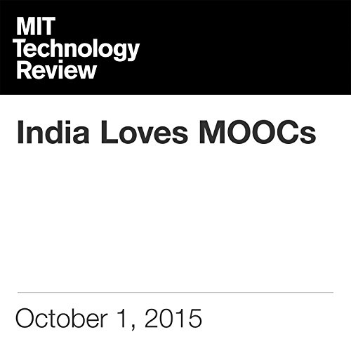 India Loves MOOCs audiobook cover art