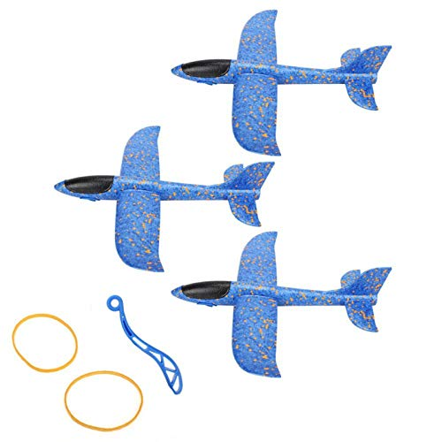 Jeux extérieurs intérieurs de Jouet d'avion de Lancer...