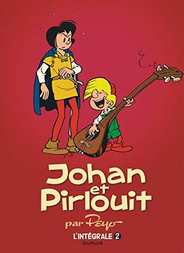 Johan et Pirlouit - L'Intégrale - Tome 2 - Johan et Pirlouit, L'Intégrale tome 2 (1955-1956) (réédit