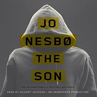The Son audiobook cover art