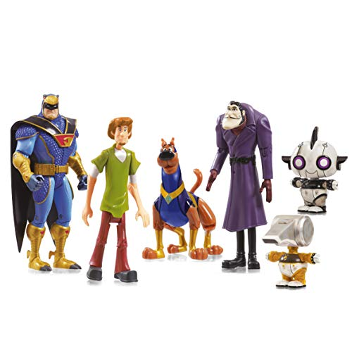 Scooby Doo 7186 SCOOB Action Figure Multi Pack