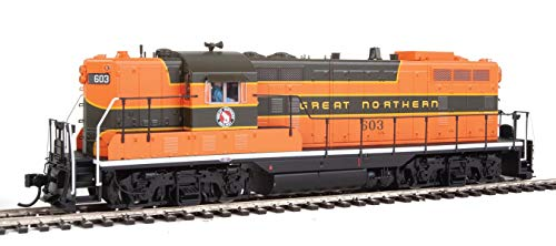 Walthers Proto HO Scale EMD GP7 (Standard DC) Great Northern/GN #604