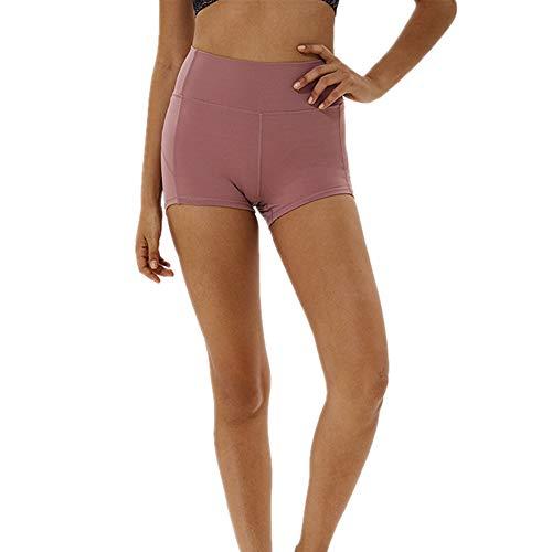 Fyj Damen Shorts Radlerhose Unterhose Hotpants Kurze Hose Boxershorts Kurz Leggings, Yoga Tights Shorts, Blickdicht Figurformend Übergroße Stretch Sommerhose Sporthose Shorts Damen 2020