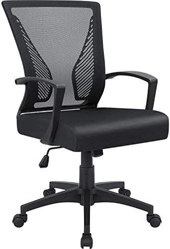 Best Furmax Most Comfortable Desk Chair For Armrest