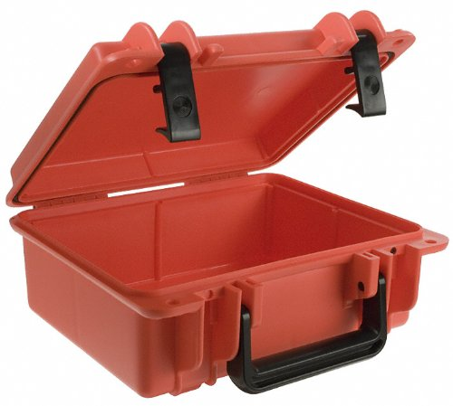 SEA HORSE Seahorse 300 Protective Case Without Foam, Neon Orange