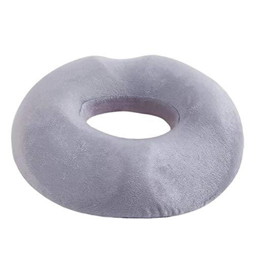 OLI Ischias Verlicht zwangerschapsvormende heupen hoge dichtheid kussen tafelbotpijn aambeien behandeling decubitus 41 * 45 cm grijs