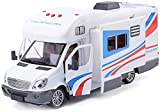 X&J Rentoso Modelo de automóvil Modelo de automóvil Un Sonido de Auto y luz Tirar hacia atrás, niños pequeños niños Juguete Modelo Duradero