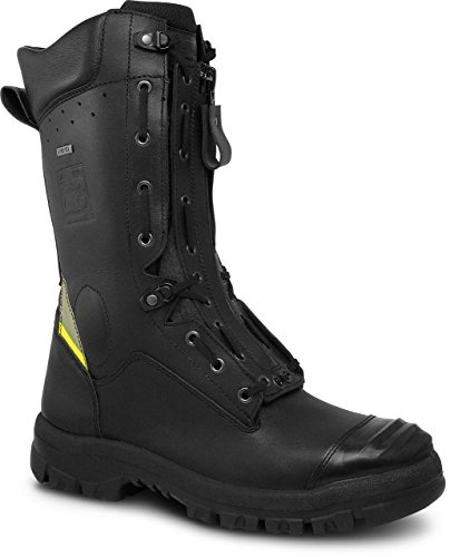 Fire intervention safety boots - EN 15090 - Safety Shoes Today