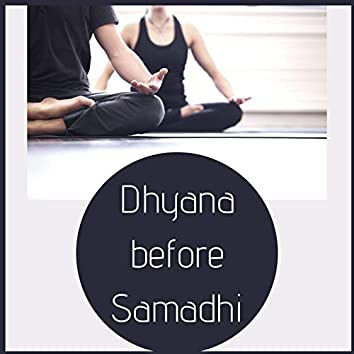 Dhyana Before Samadhi: Yoga Sutras Reading and Meditation Background Music