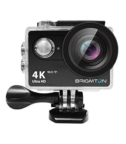 Action Cam BRIGMTON BSC-10HD4K (4K - 20 MP - Wi-Fi)